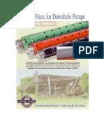 Rod Pump Filter