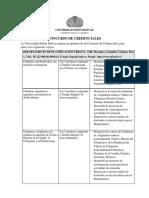 Concurso de Credenciales Del Dpto. Planificación Urbana (16-09-2017)