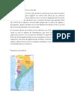 Organización de Territorios Coloniales