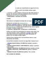 Resumo de Geografia Do Brasildx