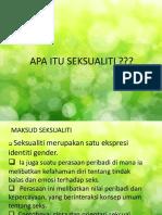 Moral Seksualiti