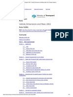 Land Transport Rule - Vehicle Dimensions and Mass 2002 _ NZ Transport Agency