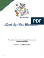 Bismillah - Libro de Practica