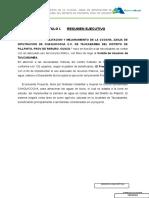 01 Memoria Descriptiva01 Chaquicocha