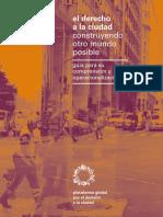 El Derecho a La Ciudad (ES) GPR2C LIBRO