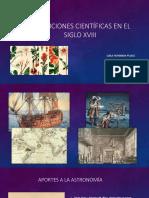 Unidad 3 Expediciones Científicas - Luisa FDA Peláez