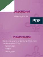 KARBOHIDRAT STIFAR