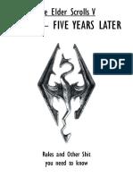The Elder Scrolls V - Skyrim - Five Years Later (1).pdf