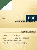 BST 4 ASTMA