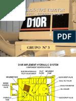 Sistema Hidraulico d10 r