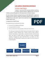 Xii Sistema de Libros y Registros Contables