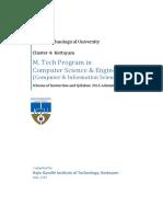 CSE-ComputerAndInformationScience Syllabus