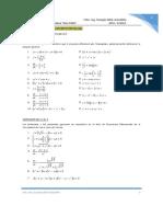 Práctico 5 EDO