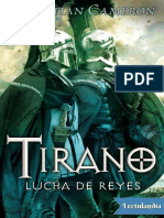 Lucha de Reyes - Christian Cameron-1