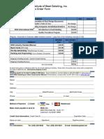 NISD Publications Order Form