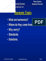 Power System Harmonics-GE Slides