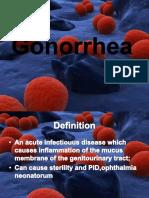 Gonorrhea J