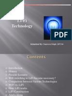 Li Fi Technology Ppt