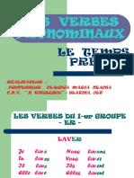 204176943 Les Verbes Pronominaux