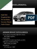 Toyota Innova 123456