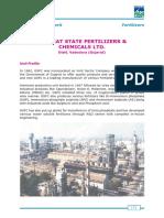 Gujarat State Fertilizers and Chemicals Ltd CS NECA2012