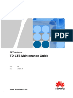RET Antenna TD-LTE Maintenance Guide(01)