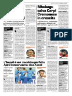 La Gazzetta dello Sport 17-09-2017 - Serie B - Pag.2