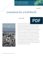 Economics for a Full World - Herman Daly