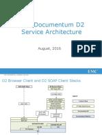 Documentum D2 Service Architecture