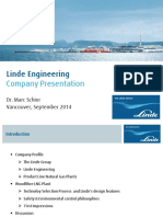 Linde Engineering Company Presentation Community Final