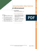 Flambement Et Déversement - TIPesp-c2511