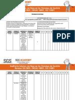 Taller 1 - Programas de Auditorias