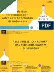 Tugas Advokes Kelompok 2 (Sejarah)