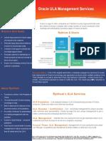 Oracle ULA Services_Brief