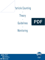 Particle Counting - Theory - Guidelines - Monitoring (05!09!16)