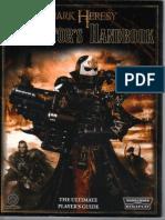 Dark Heresy - Inquisitor's Handbook