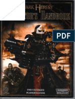 Dark Heresy - Inquisitor's Handbook