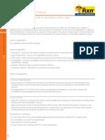 Dr Fixit Epoxy Zinc Primer