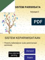 Kel 2- Sistem Pariwisata.ppt