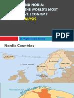 Finland and Nokia - Case Study Analysis