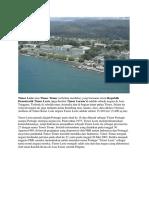 Artikel Tentang Timor Leste Dan Vetnam