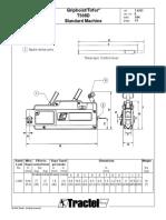 Griphoist/Tirfor® T508D Standard Machine