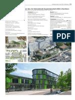 Neubau Haus 5 Der GIZ in Eschborn 2.2016