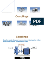 Couplings in Mechatronics