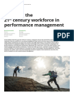 21st Century Workforce