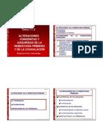 TEMA 11.3 - ALTERACIONES CONGÉNITAS Y ADQUIRIDAS
