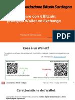 Come Iniziare Con Il Bitcoin - Principali Wallet Ed Exchange