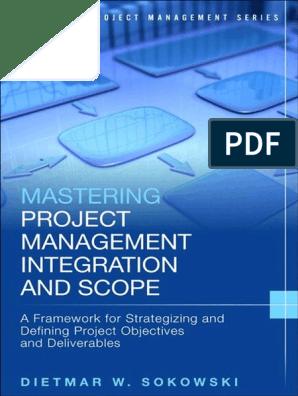 Mastering Project Management pdf | Project Management | Business