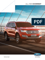 Ford Everest Brochure2007