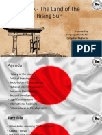 Macroeconomic Analysis of Japan